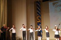 ансамбль скрипачей 2014