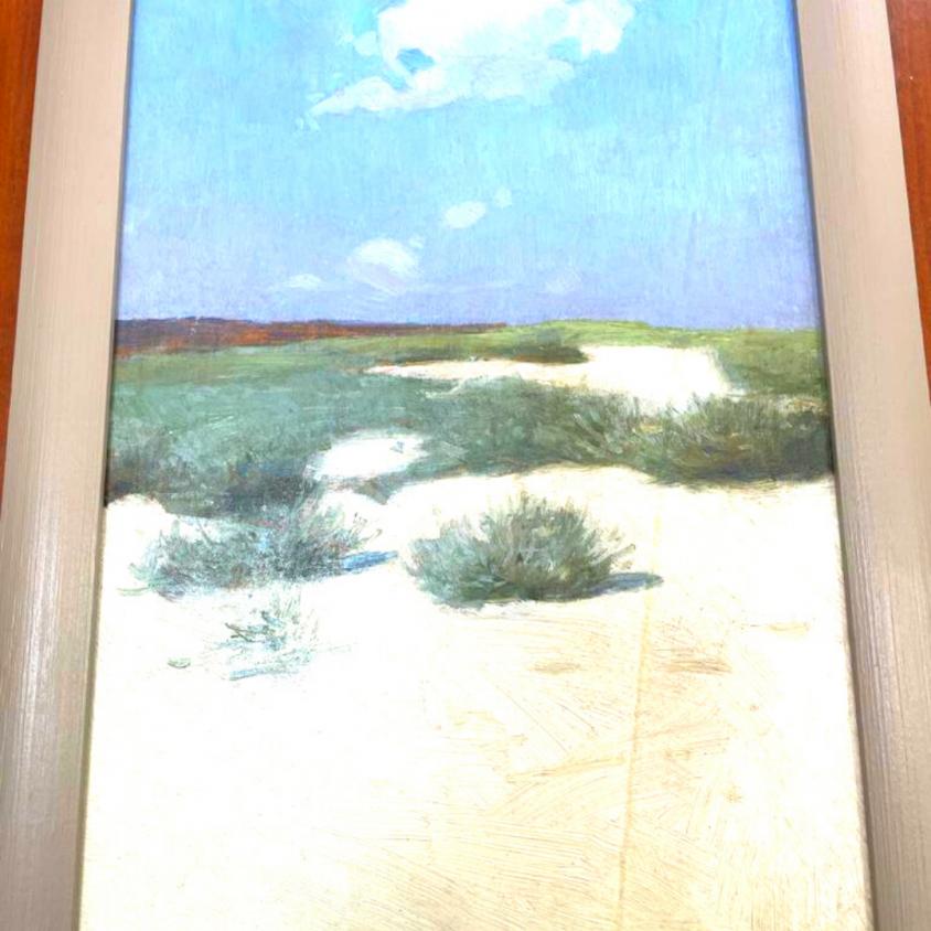 Картина кисти Войно Ясенецкого