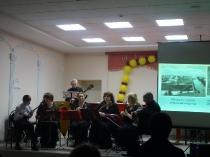 Музыкально-литературный вечер к 100-летию со дня рождения Г.В. Свиридова