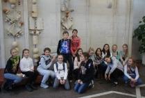 Поездка в Ярославский кукольный театр