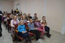 Концерт ансамбля «Небесные ласточки»
