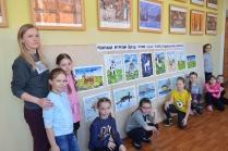 Галерея работ учащихся художественного отделения